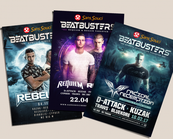 Artwork Beatbusters