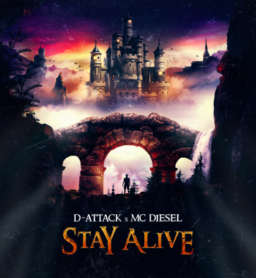 ARTWORK STAY ALIVE